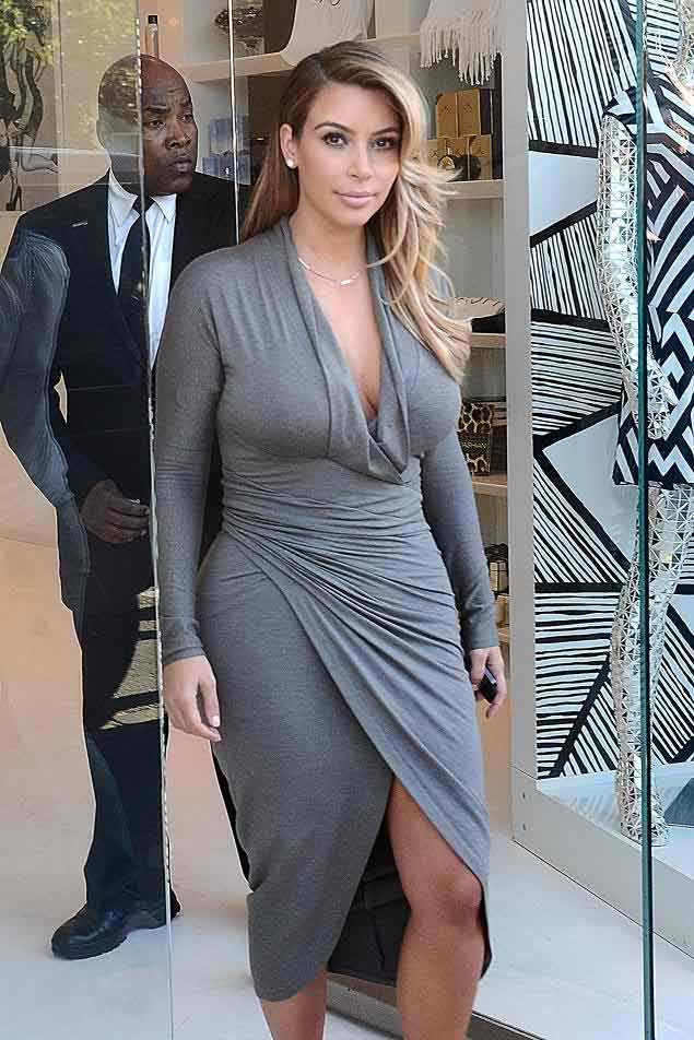 Kim Kardashian's InKredible Weight Loss Secrets | Vim Chi Organic ...