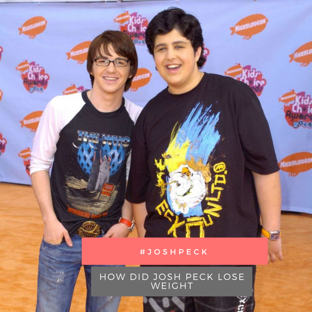 How Did Josh Peck Lose Weight