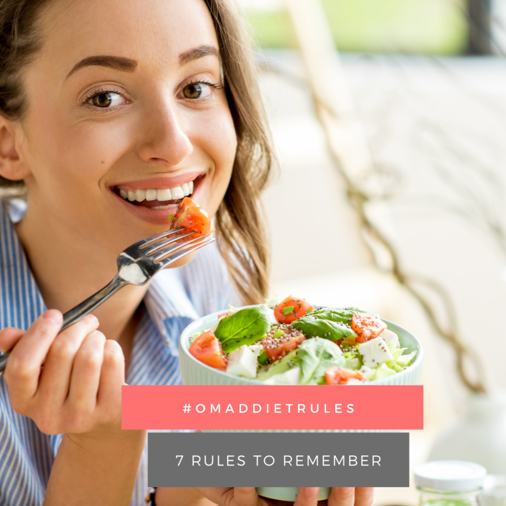 7 OMAD Diet Rules That Will Actually Make Your Life Better