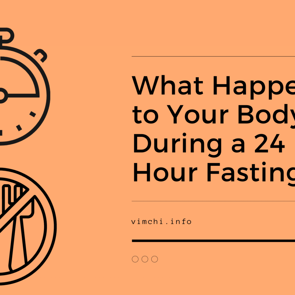 What Happens to Your Body During a 24 Hour Fasting