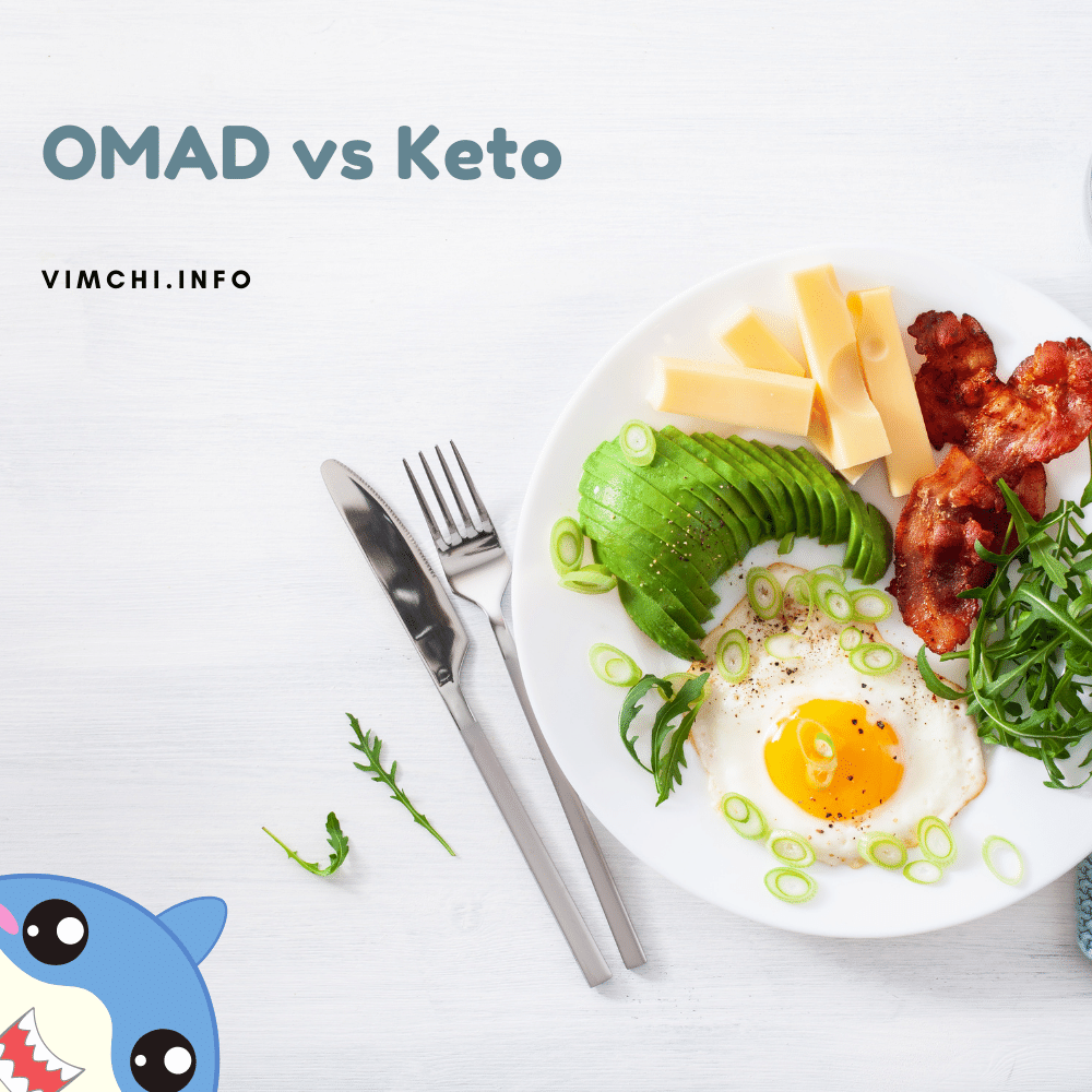 Which is Better OMAD or Keto intro