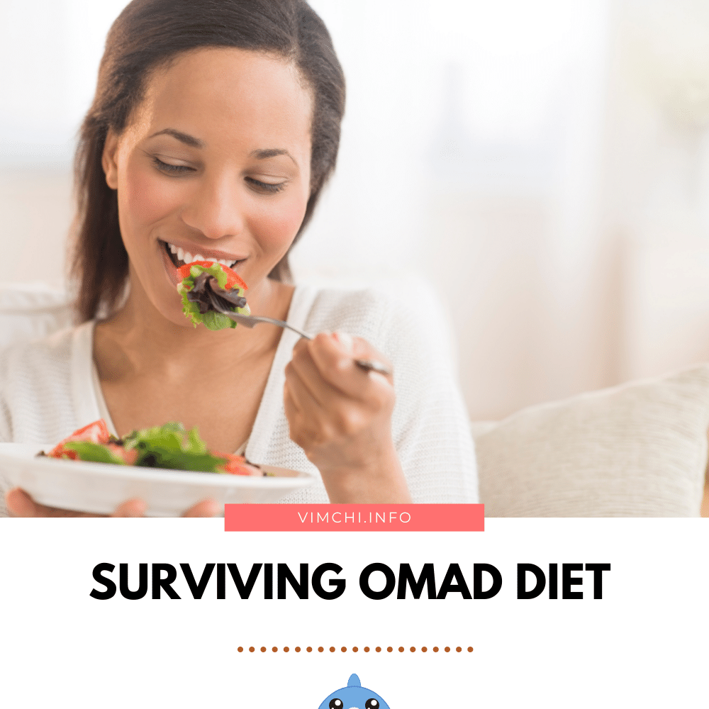 how to survive the omad diet