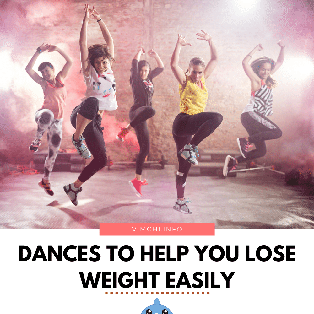Dances to Help You Lose Weight Easily
