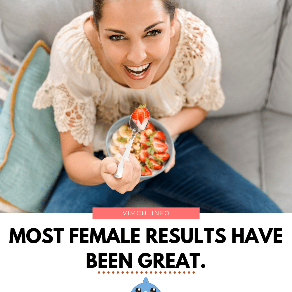 One Meal a Day Female Results