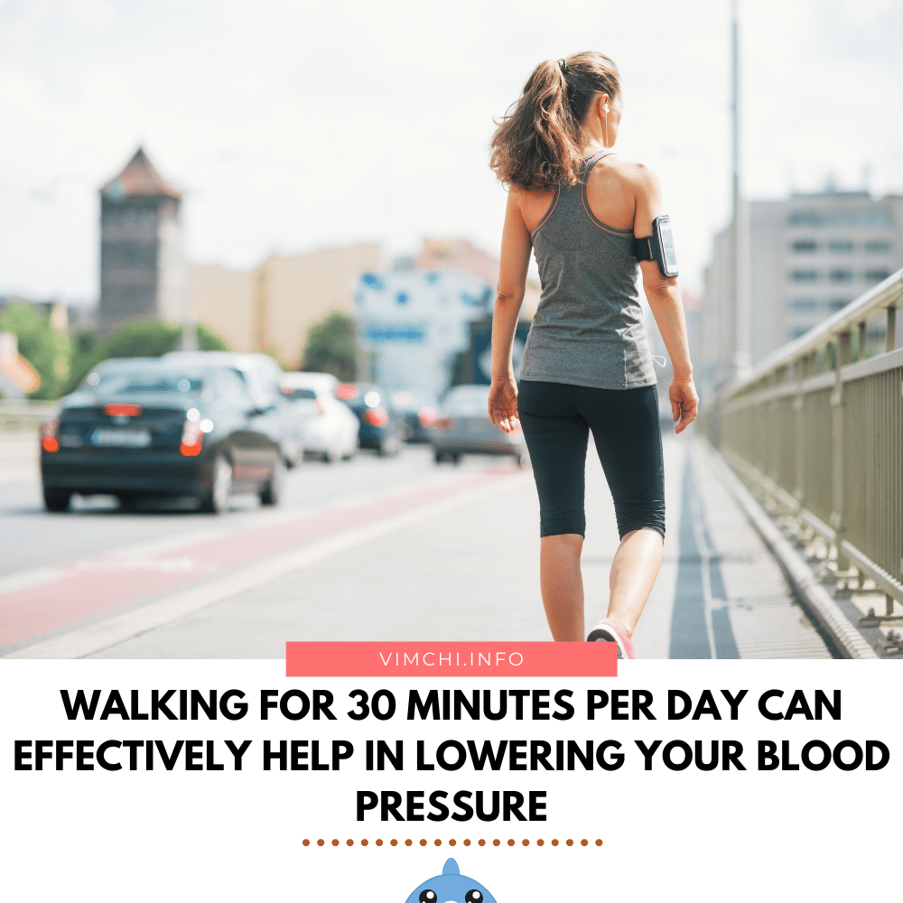 Which Natural Remedies Lower Blood Pressure - walking