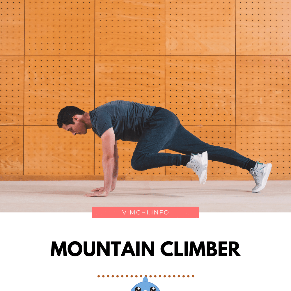 Will Intermittent Fasting Give Me Abs -- mountain climber