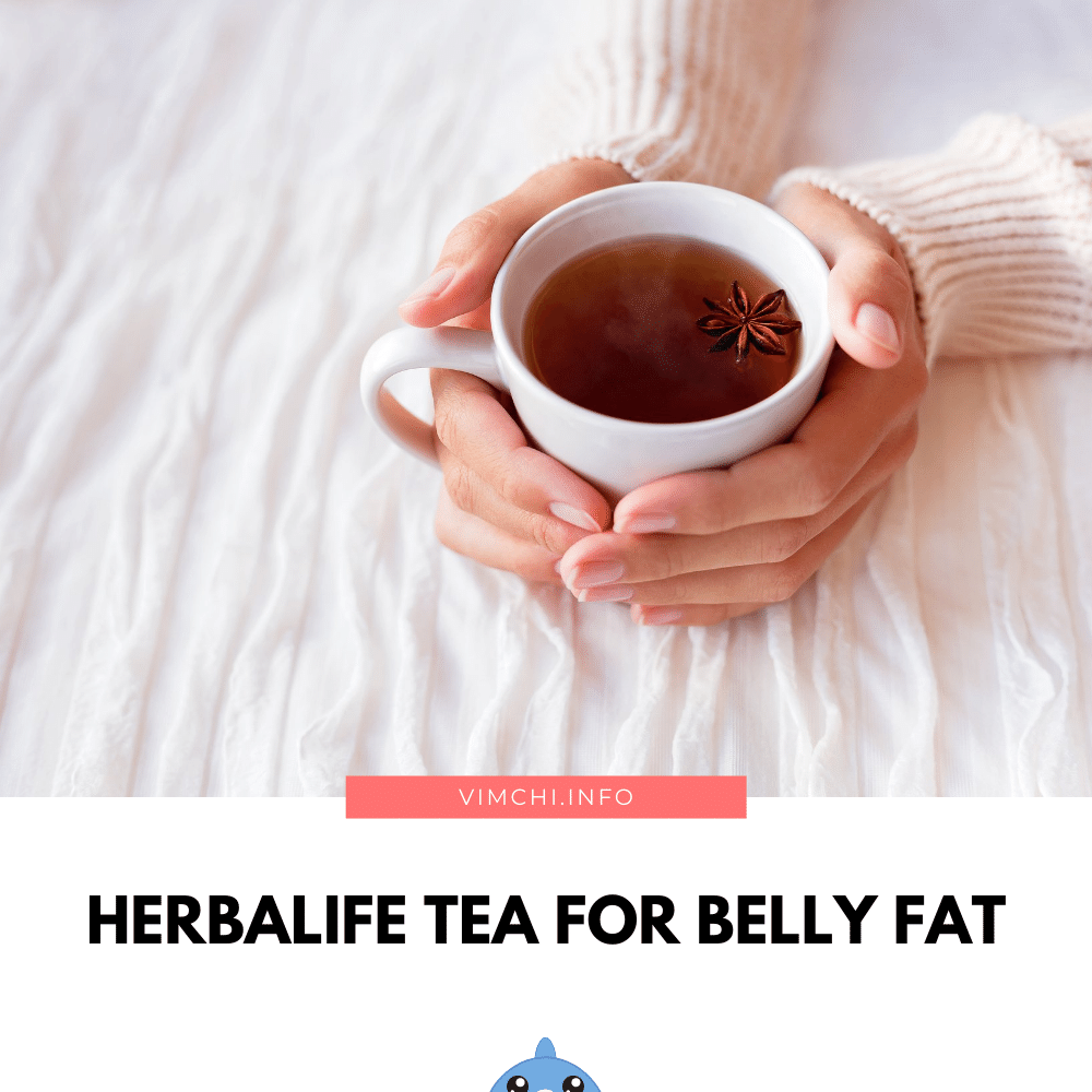 Herbalife tea for belly fat