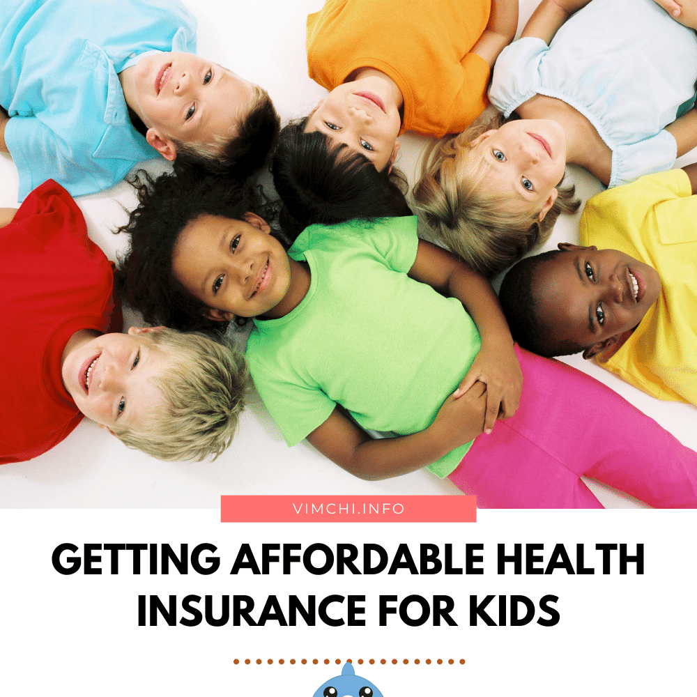 affordable health insurance for kids