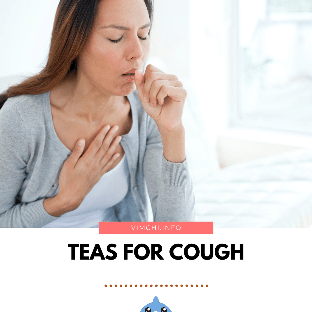 herbal tea for cough