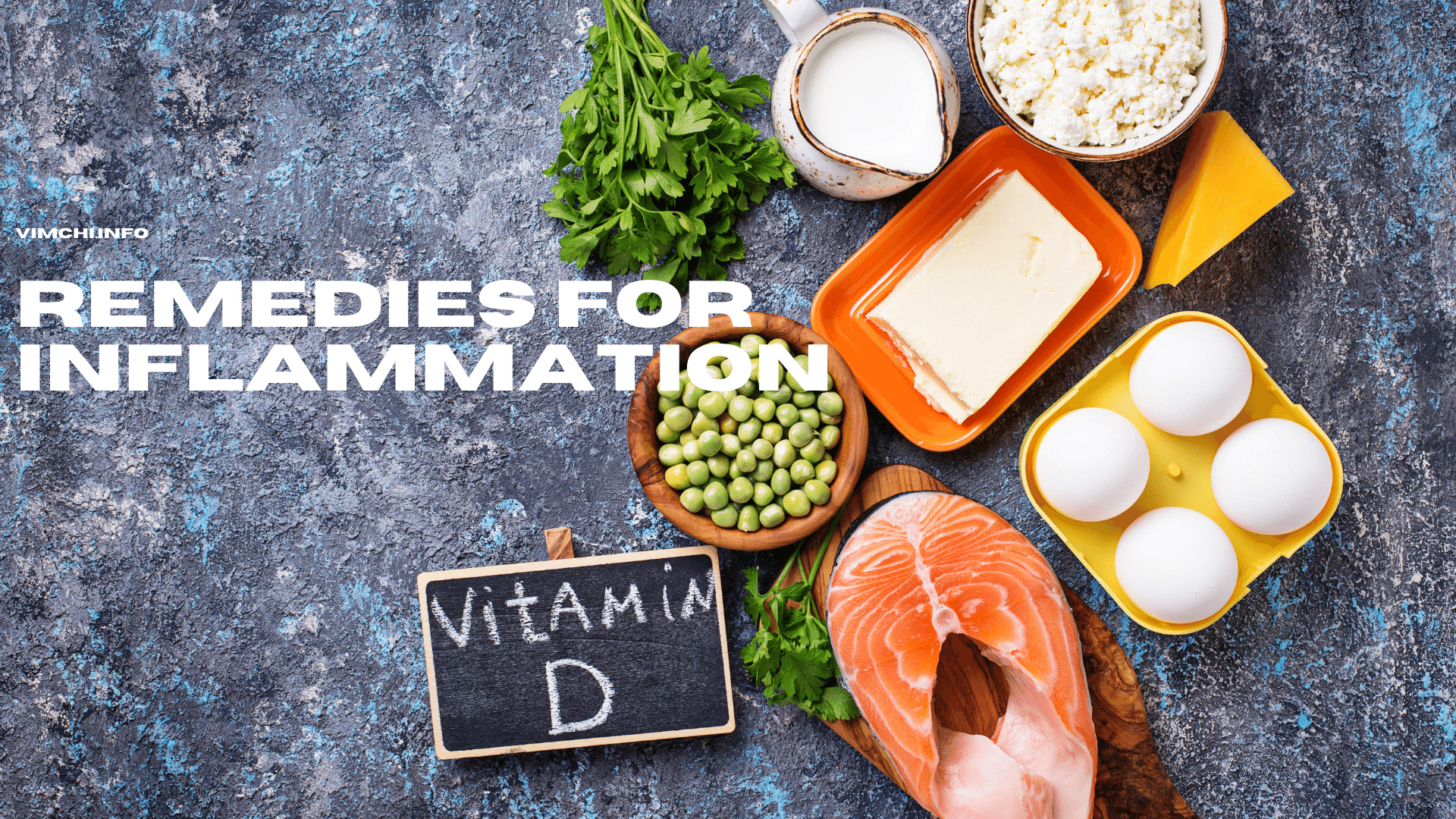 remedies for inflammation -- block
