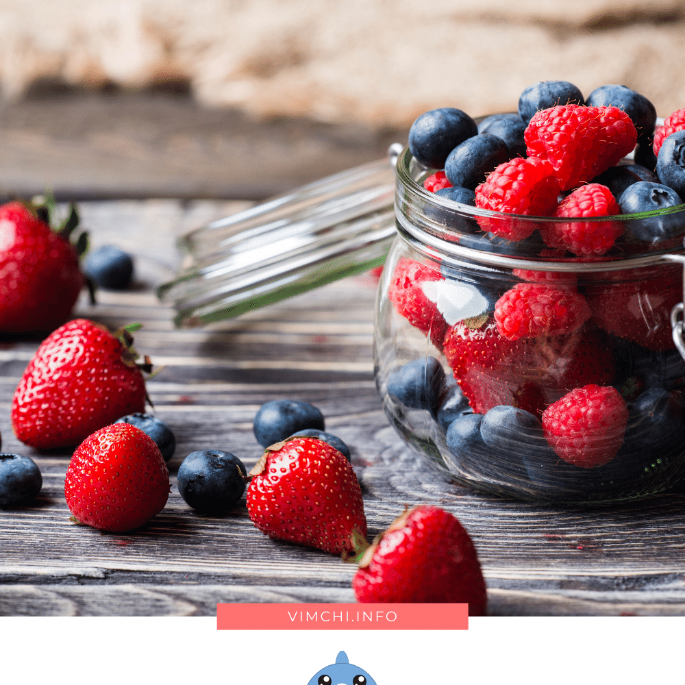 what natural remedies for inflammation -- berries