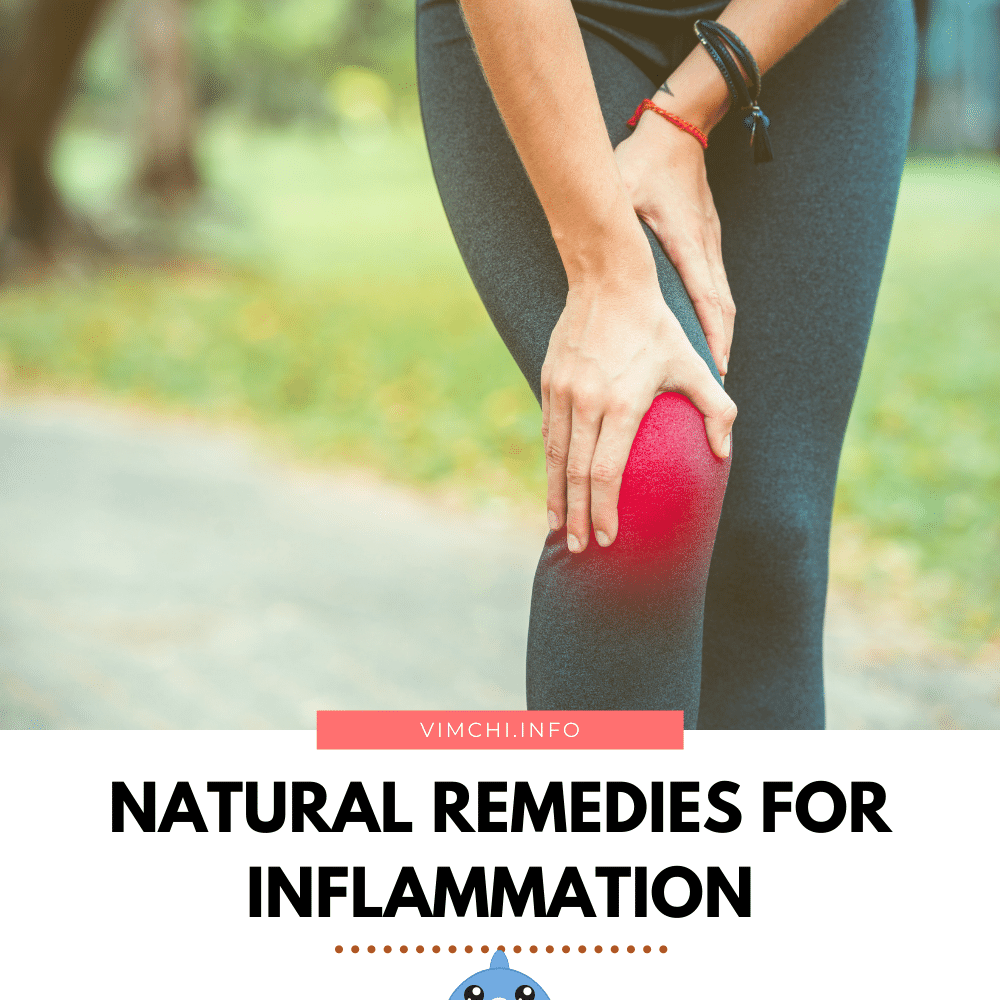 what natural remedies for inflammation