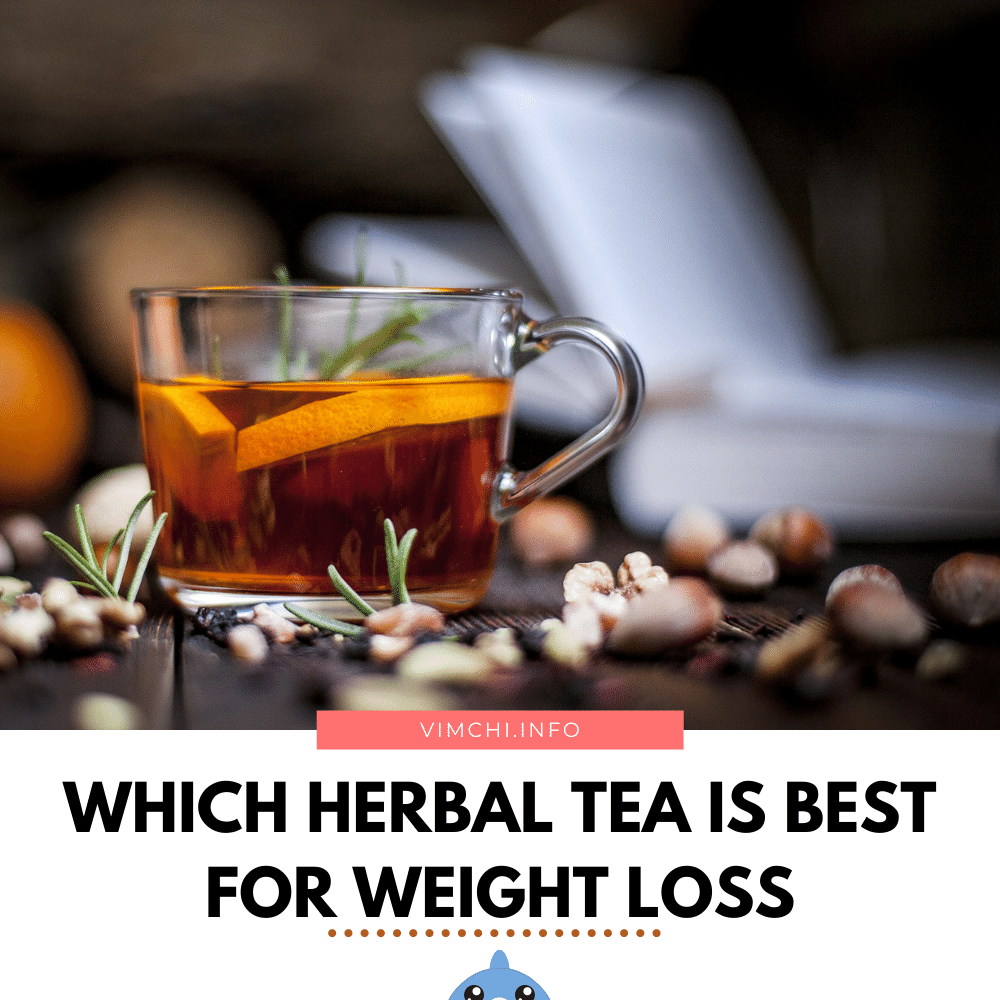 which herbal tea is best for weight loss