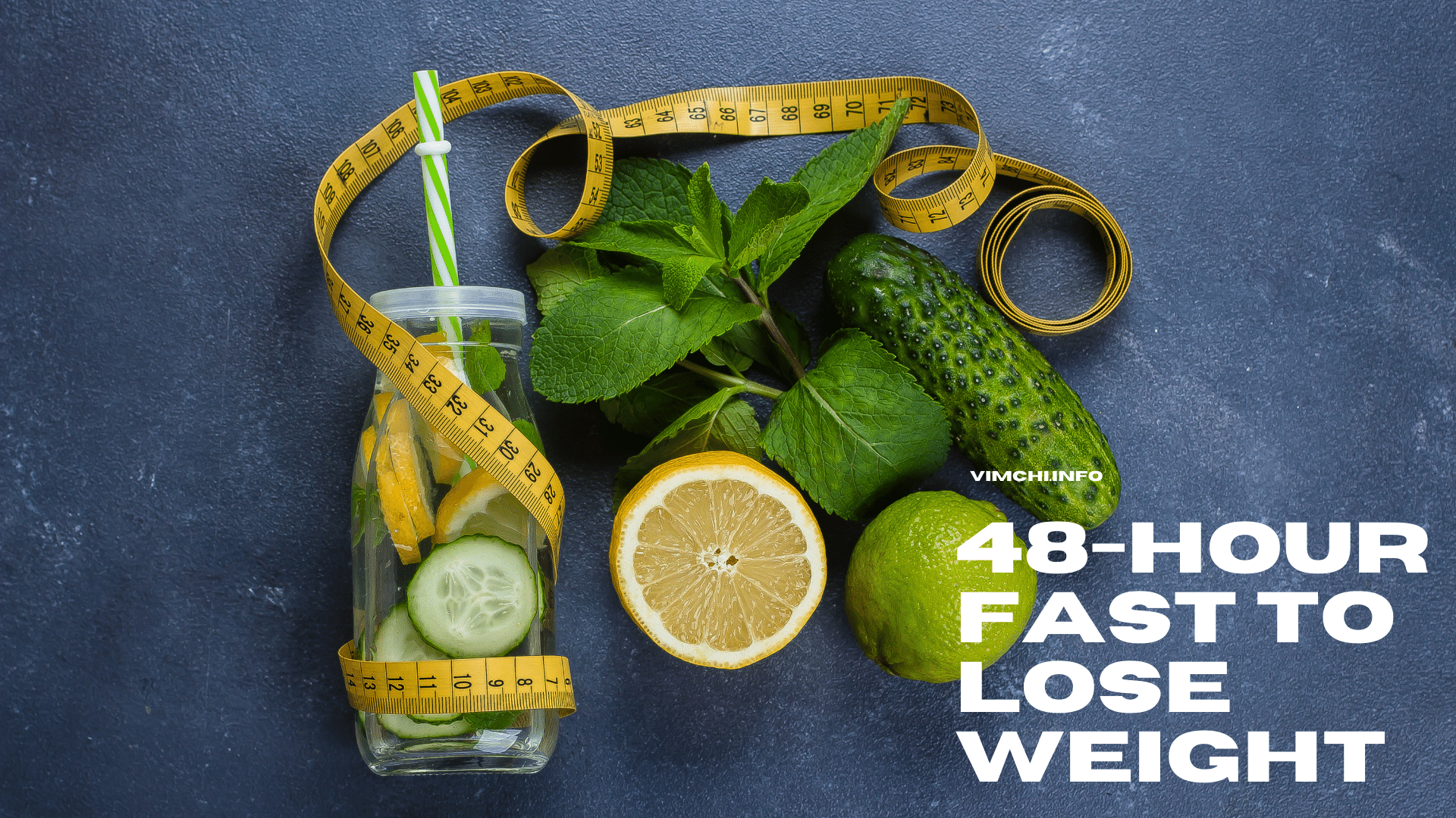48-hour fast to lose weight