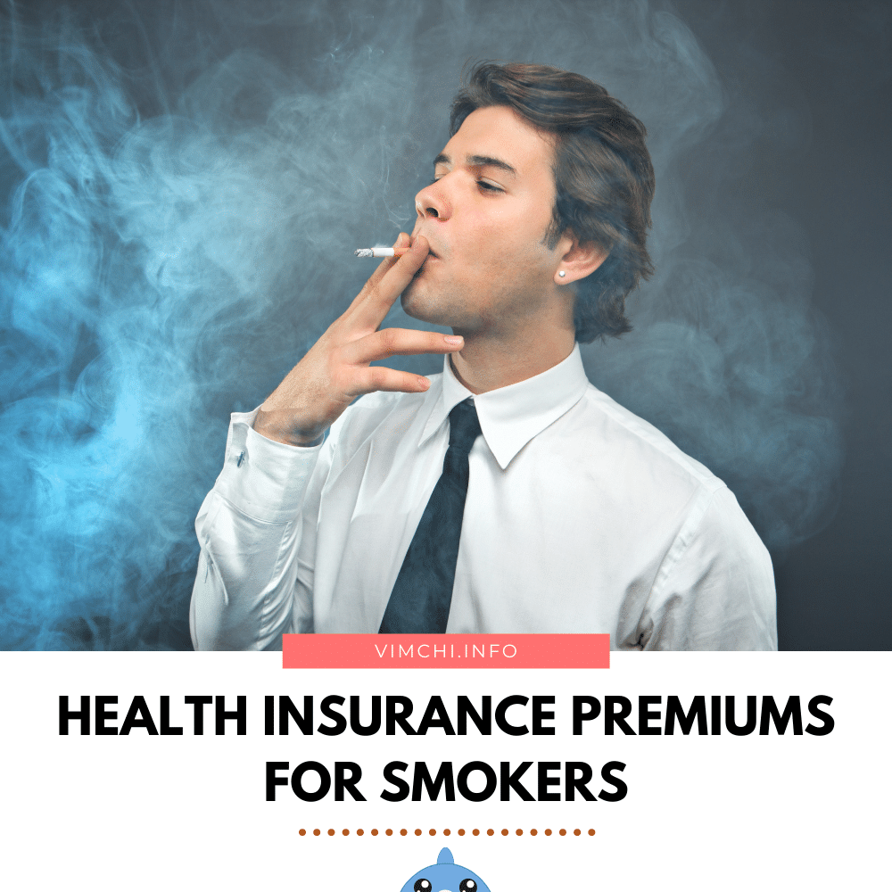 Health Insurance Premiums for smokers