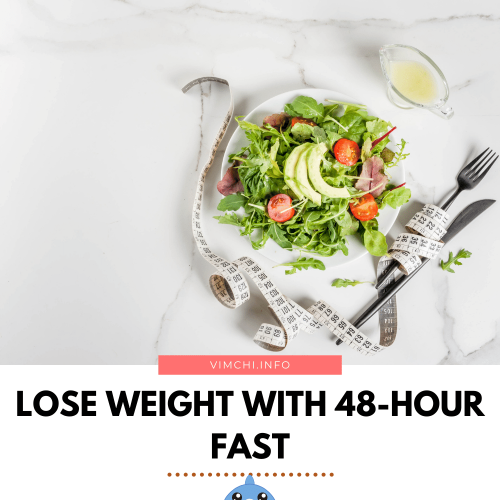 weight loss a 48-hour fast