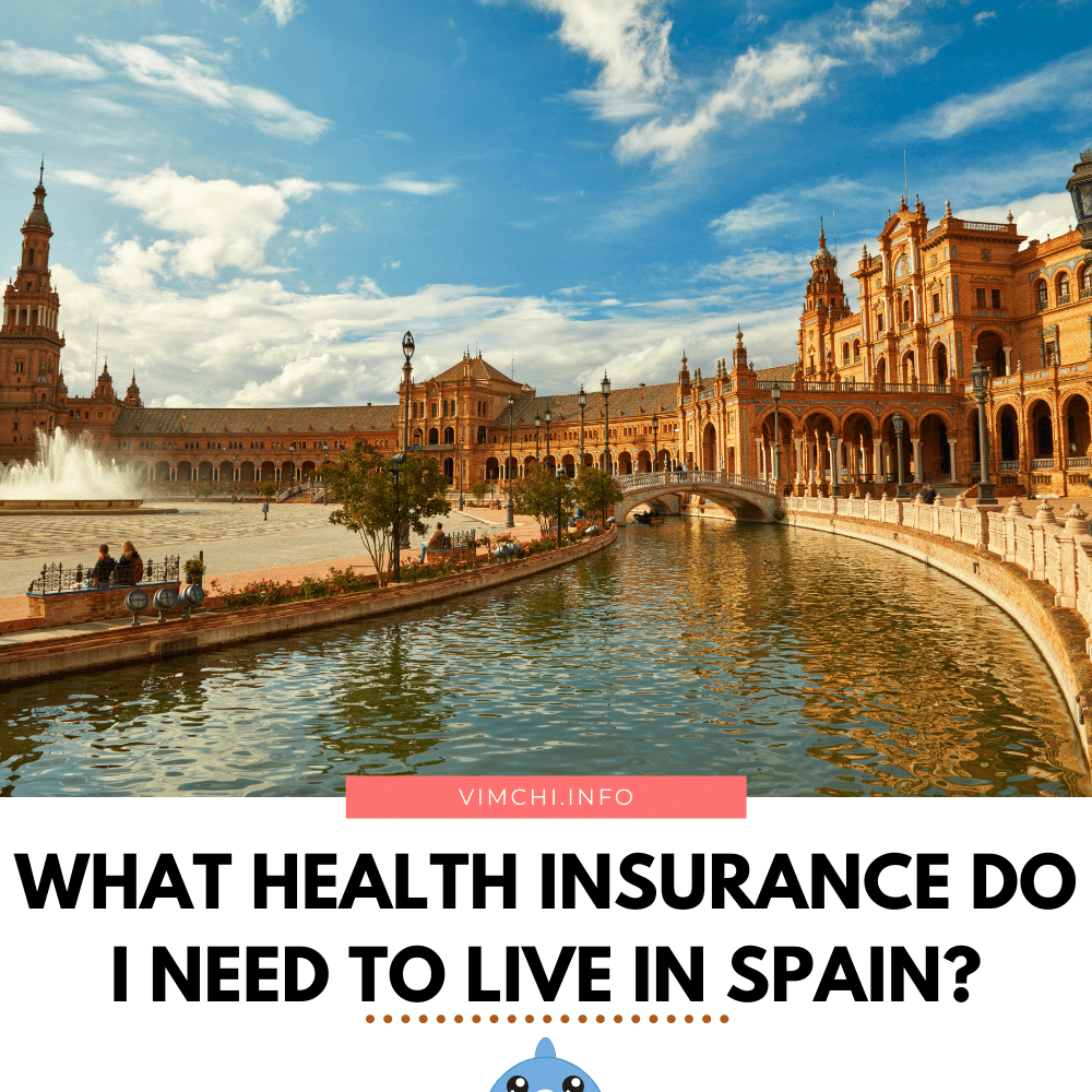 what health insurance do I need to live in Spain